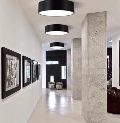 Plafony sufitowe - oświetlenie praktyczne i nowoczesne