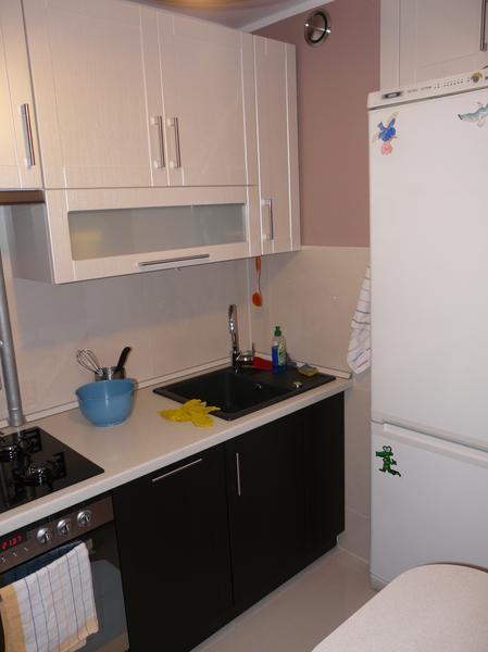 Galerie zdjęć  Kuchnia w bloku po kapitalnym remoncie   -> Mala Kuchnia W Bloku Galerie