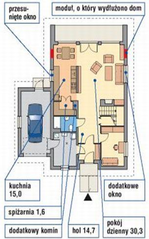 Gdy szukasz domu, do którego bez problemu dobudujesz drugą część