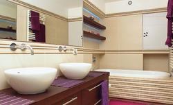 Płytki ceramiczne na ściany i podłogę w łazience. Poznaj rodzaje płytek łazienkowych