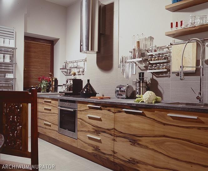 Kuchnia na strychu