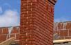 Komin z cegły pełnej ręcznie formowanej