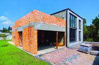 Rozbudowa domu w bok