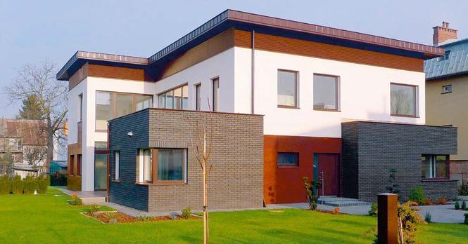 Stropodach w domu energooszczędnym