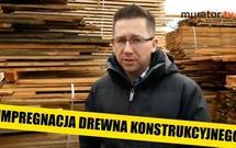 FILM: Impregnacja drewna na więźbę dachową