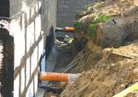 Hydroizolacja ścian fundamentowych