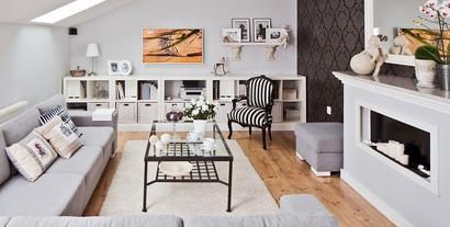 Jak powinien wyglądać wygodny pokój dzienny?