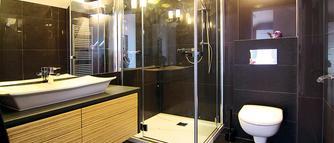 Urządzamy małą łazienkę – 4 projekty łazienki o powierzchni 4,5 mkw.