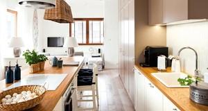 Poradnik Urządzamy kuchnię - mnóstwo inspiracji, porad i sprawdzonych rozwiązań
