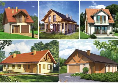 Dom na wąską działkę - TOP 5 najlepszych projektów domów, przepisy prawne i porady