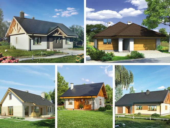 Projekty domów z poddaszem do adaptacji