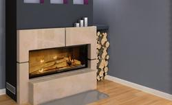 Nowoczesne wnętrza i dobrze urządzony salon. Jaki kominek pasuje do stylu nowoczesnego?
