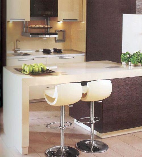 Galeria zdjęć  Kuchnia otwarta na salon Plusy i minusy połączanie kuchni z