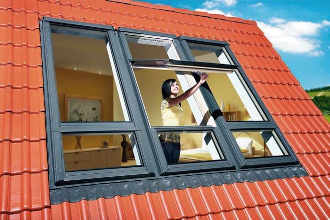 Naświetla do okien dachowych