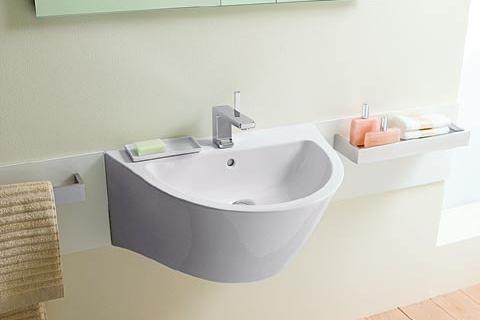 Efektowna umywalka - wisząca, nablatowa czy może podwieszana...