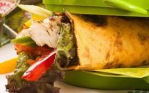Pascal Brodnicki poleca: Quesadillas z kurczakiem (dla 4 osób)